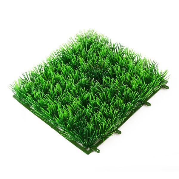 Grass Panel 4cm High - 20cm X 20cm - Packs of 2