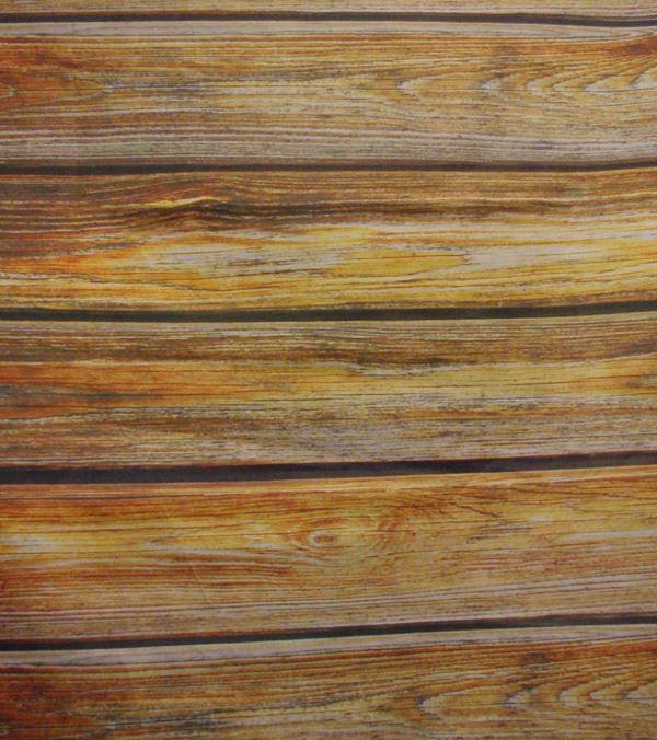 Sweden Photoprint Fabric - 150cm Wide - Brown - Per Linear Metre