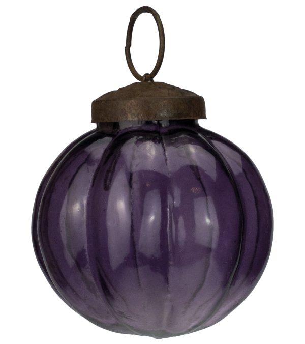 Glass Segment Baubles