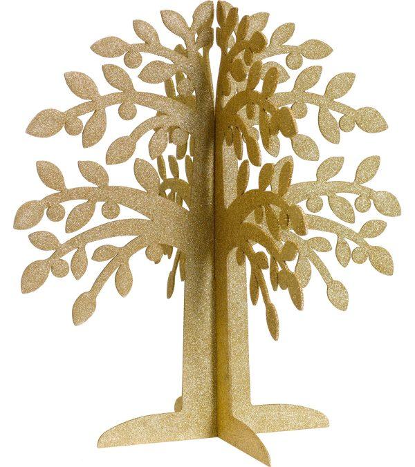 Decorative Sparkle Christmas Tree