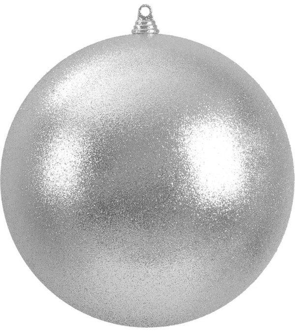 Large Glitter Baubles - 300mm