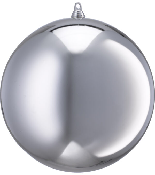 Large Shiny Baubles - 300mm