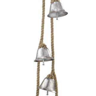 Metal Bell Garland