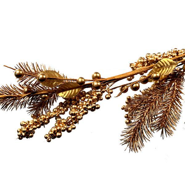 Gold Berry Garland