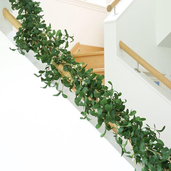 Luxury Artificial Mistletoe Christmas Garland