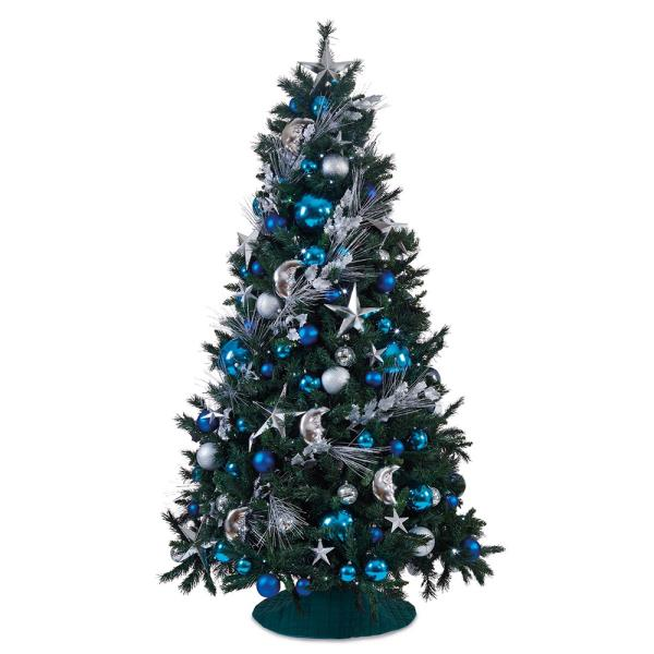 starry night hire artificial christmas tree