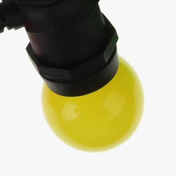 Yellow Festoon Lights
