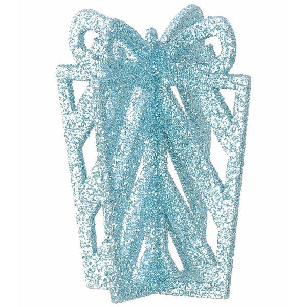Stylised gift box decorations