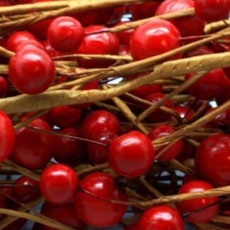 Red Berry Garland