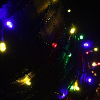 Connectable Low Voltage Fairy Lights - Elements Range